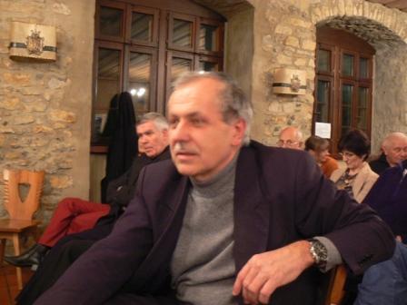 Der Projektleiter Wolfgang Widder