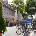 Mehr Platz für Fahrräder