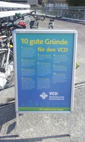 10 gute Gründe für den VCD