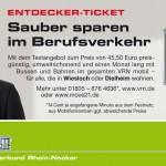 VRN-Testangebot / Entdecker-Ticket
