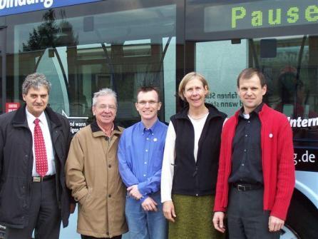 Die Bus- und ÖPNV-Gruppe
